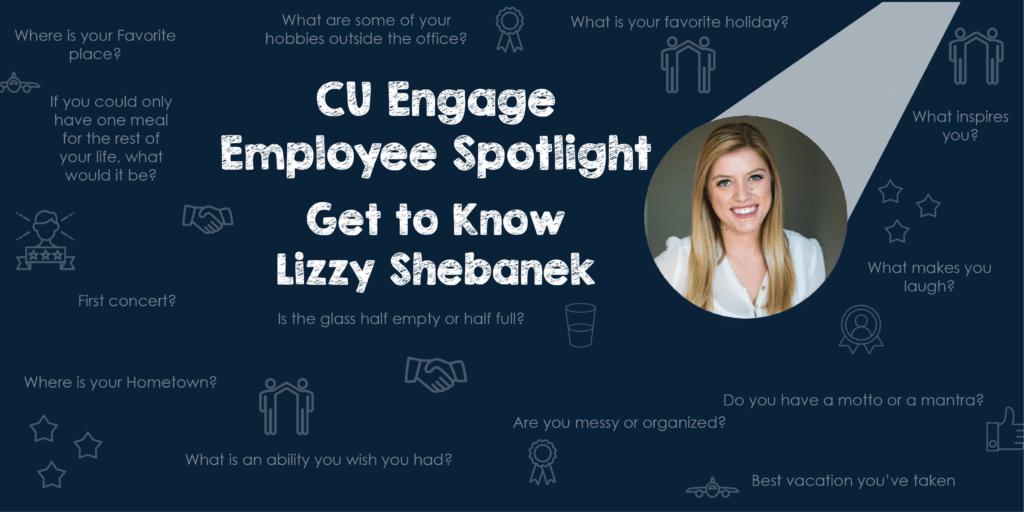 Employee Spotlight Lizzy