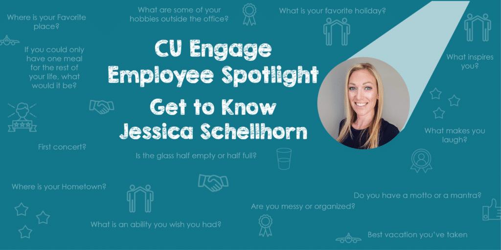 Employee Spotlight blog cover Jess