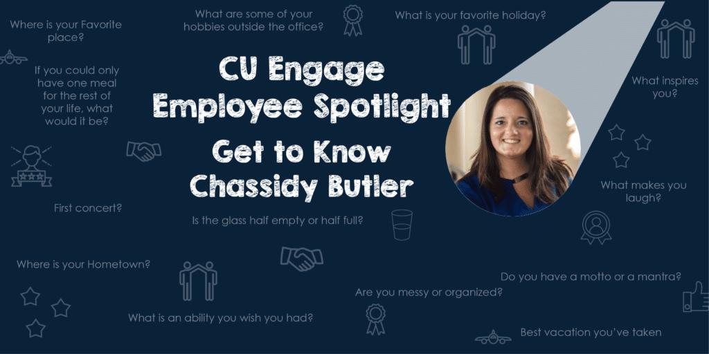 Employee Spotlight Chassidy