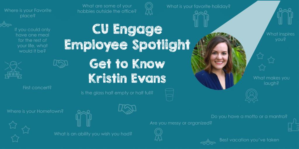 Kristin Spotlight
