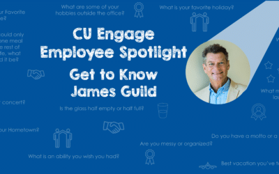 Employee Spotlight James