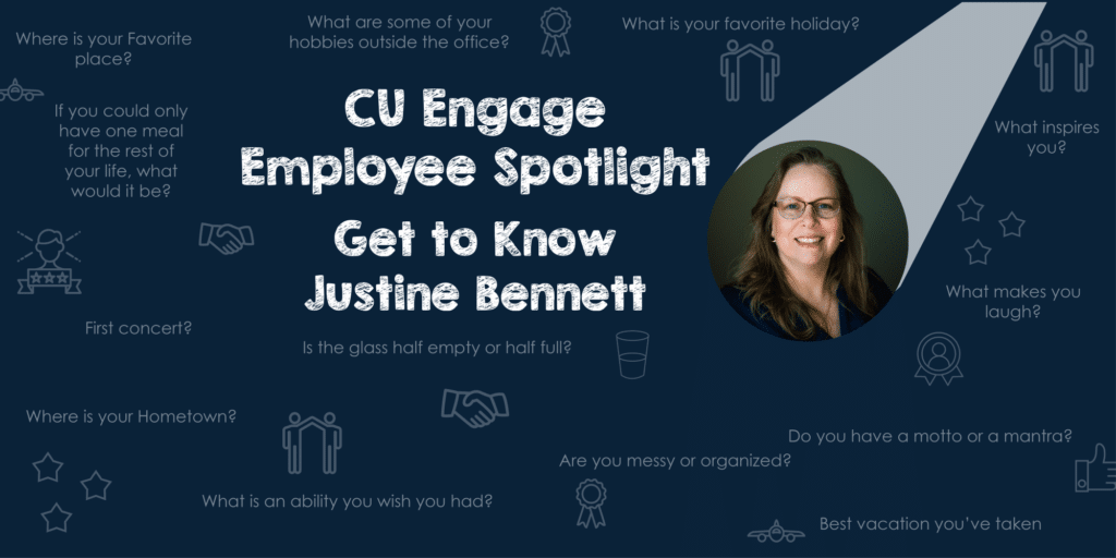 Employee Spotlight Justine