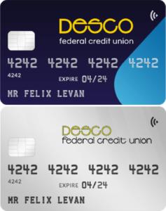 Desco Cards